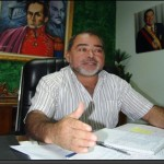 Sergio Fuenmayor ejerció su derecho al sufragio en la Escuela Bolivariana Eleazar Añez Granadillo